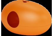 Orange catbox ''Poo Poo Pee Do''